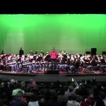 Cypress Grove Beginner Band Christmas Concert @ CSHS 12/01/2015