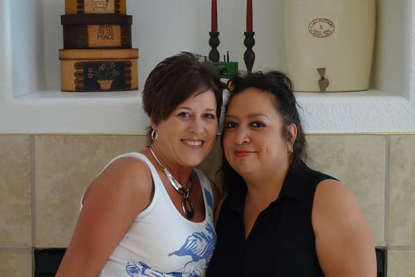 2013-08-30 Jackie and Tammy