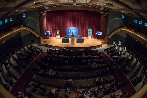 Podius Debates at Drake University 04/25/17