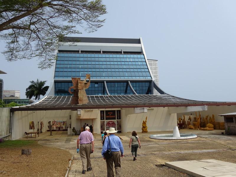 012_Libreville. Musée National des Arts et Traditions du Gabon.JPG