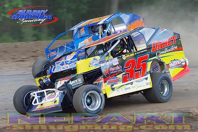 Albany-Saratoga Speedway - 6/12/20 - Mark Brown