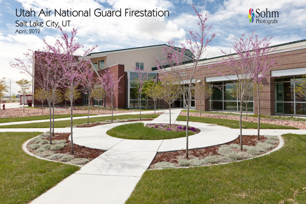 Air National Guard Firestation preliminary edits
