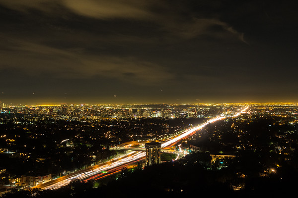 February 13 -The 405 at rush hour, Los Angeles.jpg