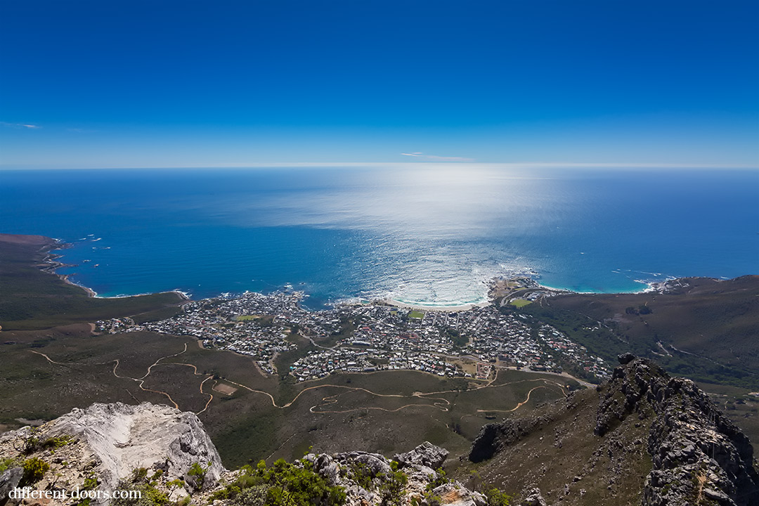 Table Mountain, Cape Town, South Africa, hiking