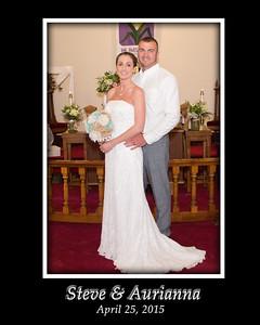 Steve & Anna May 2015