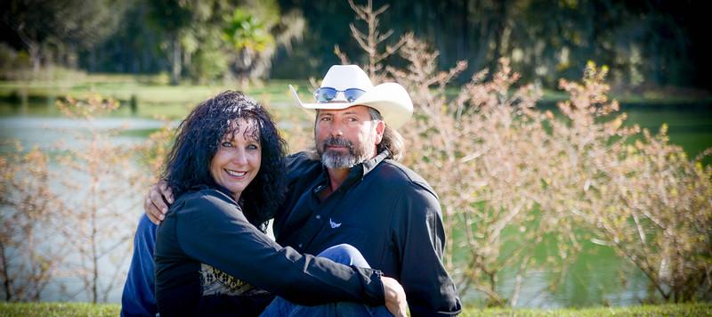 Lorie and Steve Sanders