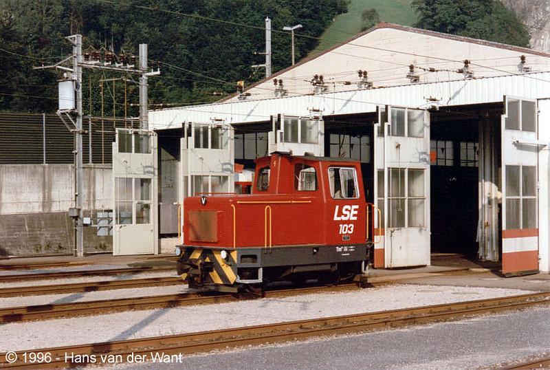 LSE - Stansstad - 19-08-1996