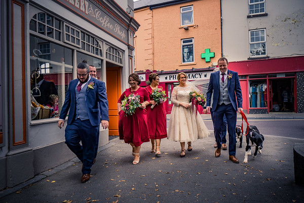 Ber & Mike - Listowel Arms Hotel