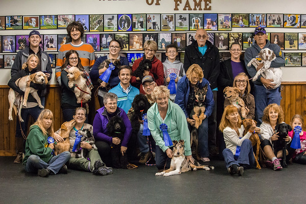 Puppy Class - September 2015