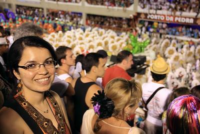 Rio-Samba Parade