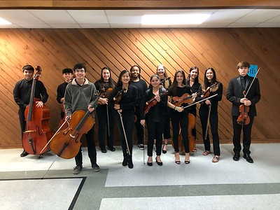 2019 Orchestra Christmas Concert