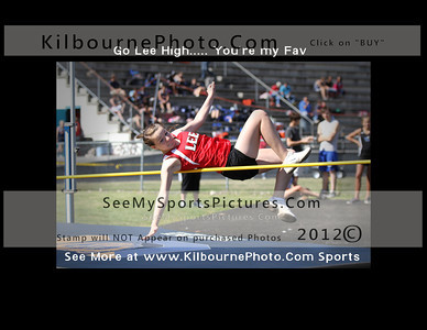 Track Meet at Union 4-25-13