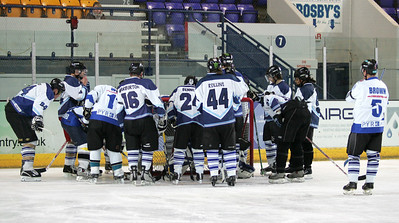 Coventry Chaos vs Sheffield Vipers 13/12/2009 In loving memory of Colin Fairbrother