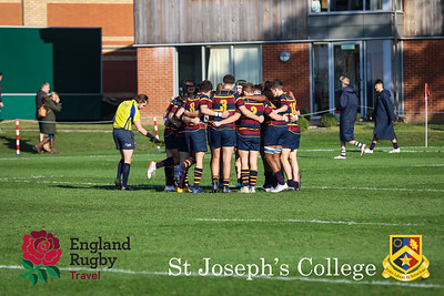 Match 6 - Brighton College v St Peter's, York