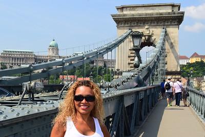 Puente de las Cadenas-Budapest