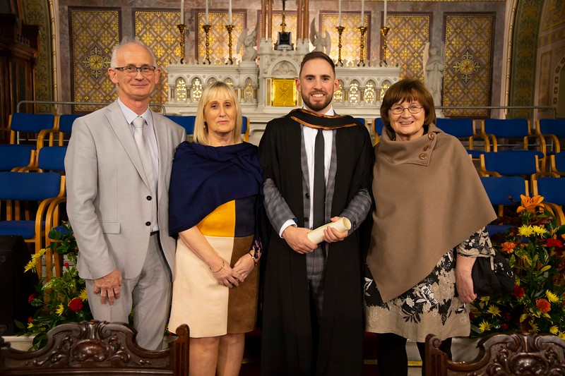 30/10/2019. Waterford Institute of Technology (WIT) Conferring Ceremonies. Picture: Patrick Browne