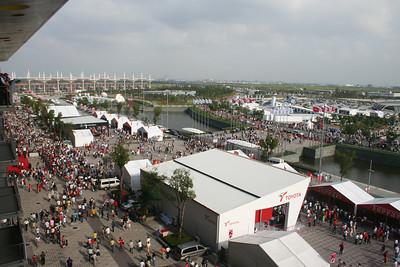 2007 Chinese F1 qualifying 10-06