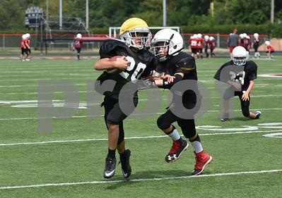 Fort Dodge's AFES 5th-6th grade Football Jamboree