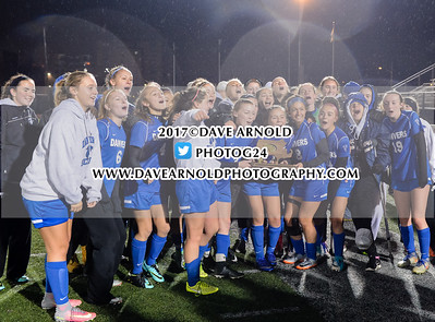 11/13/2017 - Girls Varsity Soccer - MIAA D2 North Final - Danvers vs Winchester