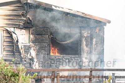 2020 Fire at Straiton