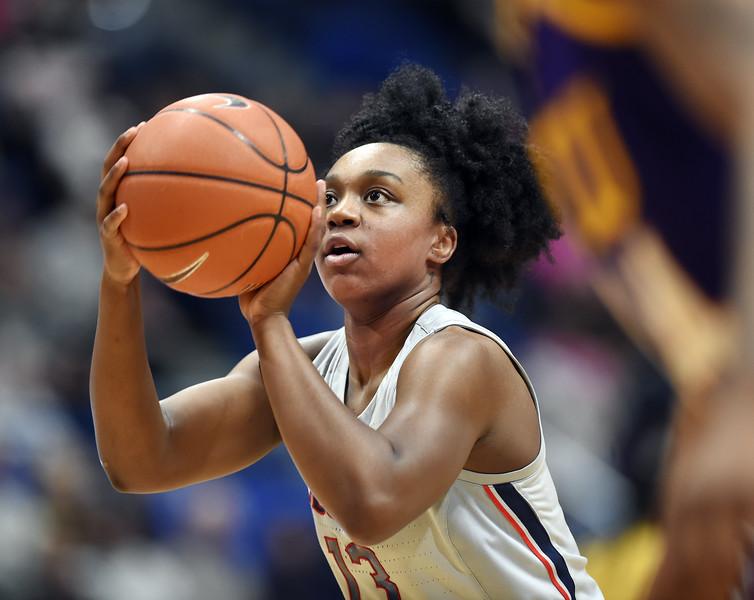 East Carolina UConn Basketball