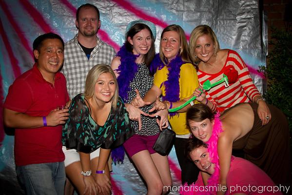 WAKA Kickball Mid-Season Party