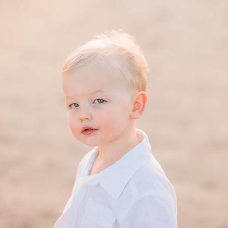 Katie & Ryan Family Portraits 2020