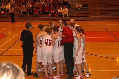 Girls Varsity Basketball - 2007-2008 - 2/22/2008 District Final Whitehall JG