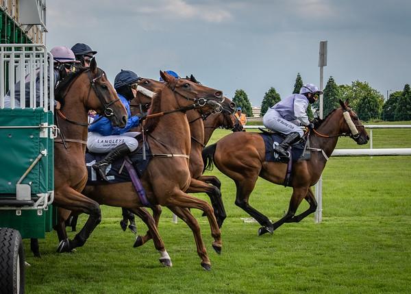 Doncaster Races - Thu 08 July 2021