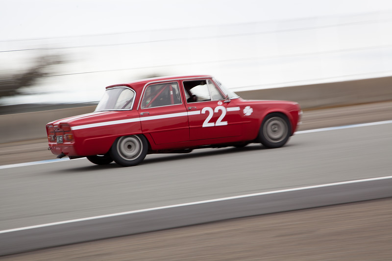 Christopher Lyon - 1963 Alfa Romeo Giulia TT