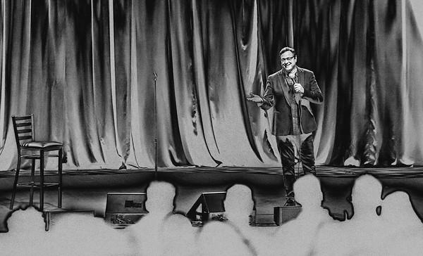 Bob Saget, UC Theatre December 9,2017