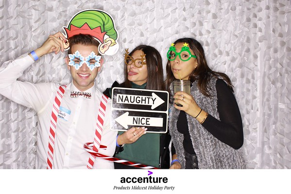 "Accenture Products Midwest ""Holiday Party 2019"""