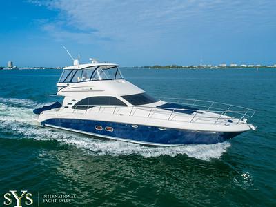 Sea Ray 58 Sedan
