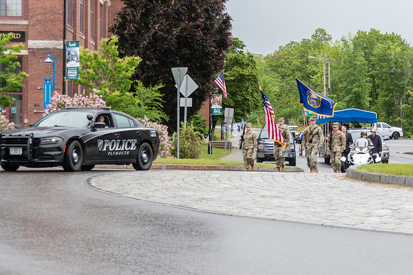 2021 Plymouth Memorial Day Observance