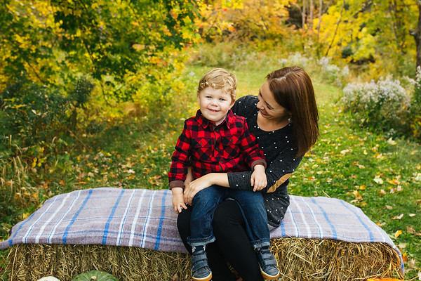 Fall Family Mini Sessions-The MacGillvarys