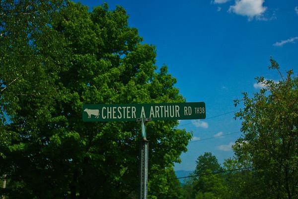 Chester A. Arthur House
