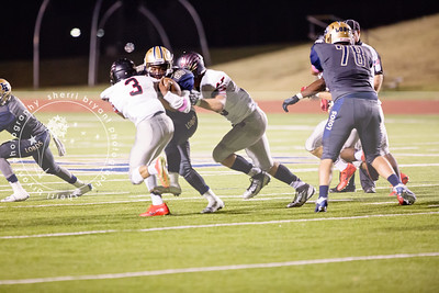 LHS vs Little Elm 10/9/15