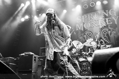Strung Out - Unwritten Law - Sprung Monkey - The Implants - at House of Blues - Anaheim, CA - August 23, 2013
