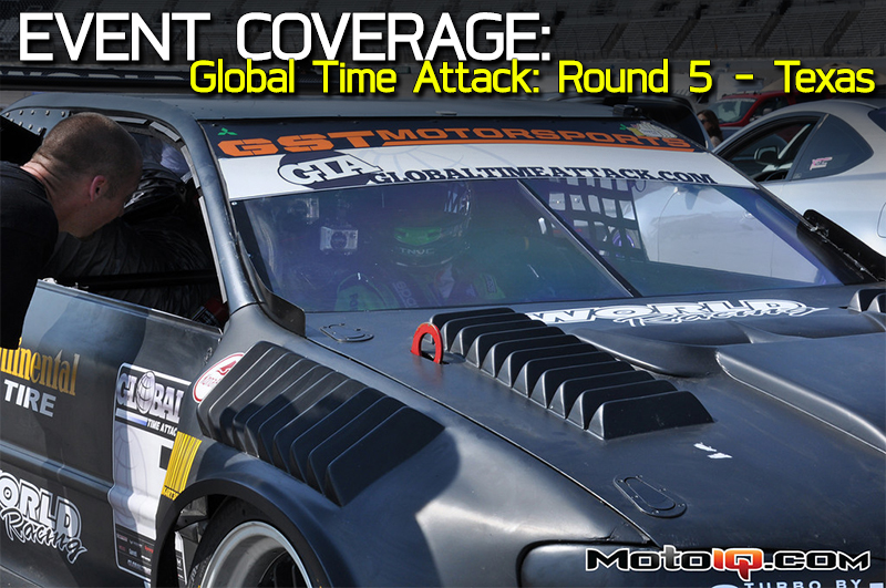 Global Time Attack Texas Motor Speedway GST Impreza L Jeff Westphal Mike Warfield