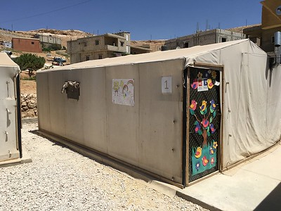 Arsal Tented School