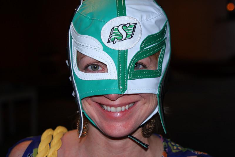 The Masked Bandito.