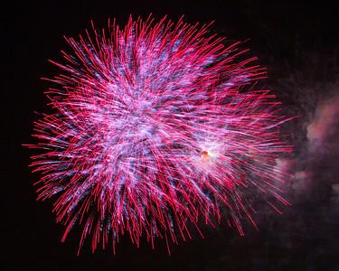 Fireworks Finale 2014