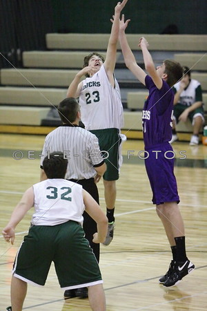 2012.01.19  8B Taylor vs Liberty Hill