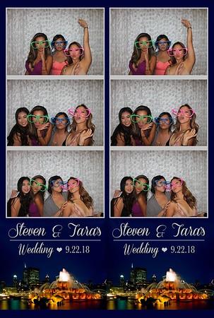 Steven & Tara's Wedding