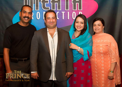 Rahat Fateh Ali Khan Live in Concert 2012 Pre-Event