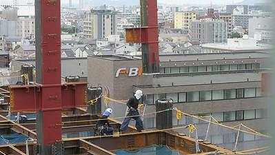 Installing an Upright Standard