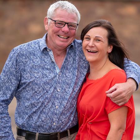 Caroline Scott & Tom Tait