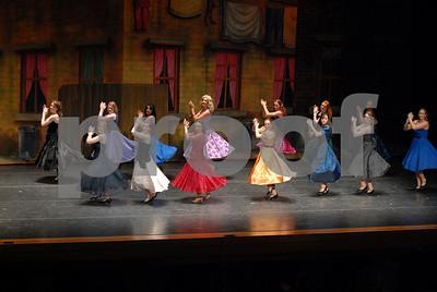 Hamilton College Choir Musical West Side Story 2/8/08