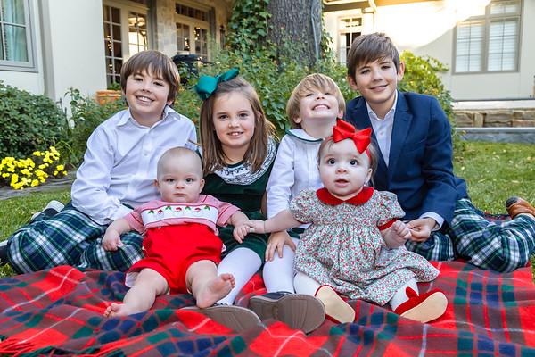 2019/12/01 - Trigg Family Portrait
