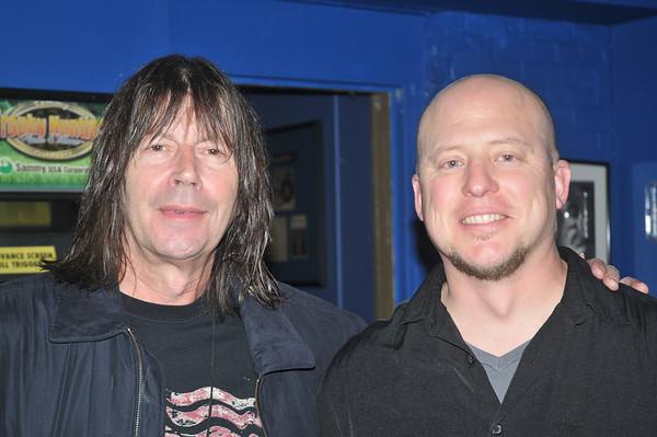 Rick Derringer and Pat Travers